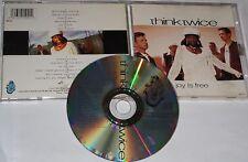 Think Twice-Joy is free (CD Album/1996) UK Import