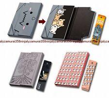 Full metal Fullmetal Alchemist mini notebook & bookmark set of 3  anime