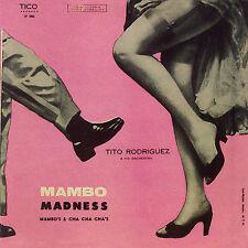 SALSA rare FANIA remastered CD W/BOOKLET Pete Rodriguez MAMBO MADNESS pielcanela