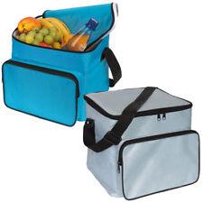 WENKO Transport-Kühltasche Isolier und Transporttasche Kühlbox blau 38 cm