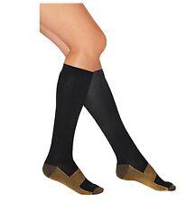 Premium Nylon Compression Copper Socks 20-30 mmHg Graduated Support Stockings