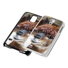 Alpaca Cool Animales Funda De Teléfono para iPhone 4 5 6 iPod iPad Galaxy S4 S5