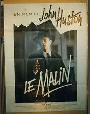 AFFICHE CINEMA : LE MALIN 1979