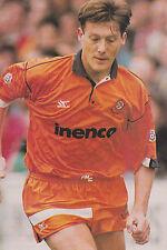 Football Photo>MITCH COOK Blackpool 1991-92