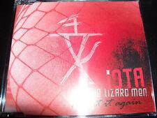 Iota & The Lizard Men I Want It Again Rare Australian CD E.P