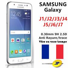 Samsung J2,J3,J4,J5,J6 J7 Vitre protection film écran protecteur VERRE TREMPE