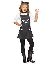 Feline Chic Girls Child Cat Animal Halloween Costume Dress