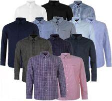 ✅ 👔 PIERRE CARDIN Herren langarm Hemd Herrenhemd Stehkragen Freizeithemd Hemden