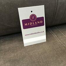Medium Brown 21 Wale Needle Cord 100% Cotton Dress fabric 150cm Wide MK1111 Mtex