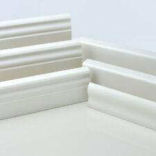 2,5m MDF PLINTHE 15x60 15x80 15x90 15x120 scotia moulures sol mur couvrir blanc