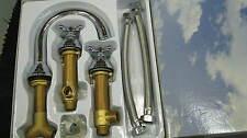 TOTO Mercer TB756DDC Deck Mount Bath Faucet, Chrome