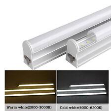 1xSwitch T5 LED Tube Light Lamp Bar 10W 600mm 2835 SMD white warm white 110-240V