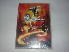 DVD  Les 4 Fantastiques et le surfeur d'argent  DVD neuf
