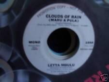 Letta Mbulu 45 Clouds Of Rain PROMO