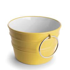 Rundes Aufsatzbecken/wandhängend Waschbecken Bacile Sirio 46,5xH30cm Keramik