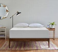 "Serenia Sleep 14"" Plush Comfort Memory Foam Mattress, Made in Usa"
