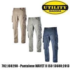 Pantaloni da lavoro Diadora Utility WAYET II 702.160298