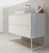 Badmöbel Unterschrank SAVIO Waschtischunterschrank in weiß ohne Waschtisch