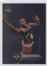 1999-00 SP Top Prospects MJ Flight Mechanics 101 FM8 Kenny Thomas Michael Jordan