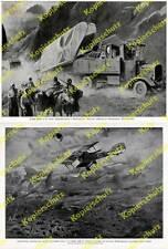 Luftwaffe Jldirim Asienkorps Jasta F Sonderkommando 500 Lkw Amanus Türkei 1916