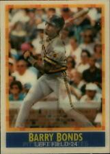 1990 (PIRATES) Sportflics #143 Barry Bonds