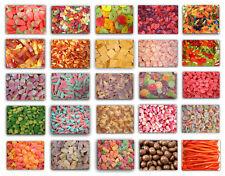 PICK n Mix Dolci Halal-Retro FIZZY Jelly Sour Caramelle sapore tradizionale