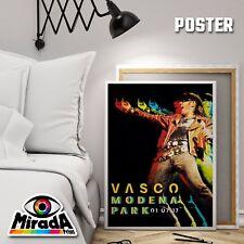 POSTER VASCO ROSSI  LUGLIO 2017 MODENA PARK  MANIFESTO CARTA FOTOGRAFICA QUALITY
