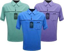 New Mens Short Sleeve Golf Polo Shirt T- shirt Top Casual M - XXL by Tom Hagan
