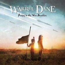 Dane, Warrel (Nevermore) - Praises to the War Machine CD NEU OVP