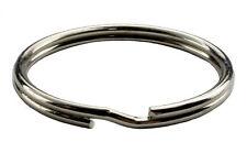 Schlüsselringe Schlüsselring Ring 4x25 mm 4x30 mm 2x35 mm 10er Set 10-100 Stück