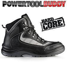 Scruffs oxyde Bottes de sécurité Tan Taille 7-12 Homme Steel Toe Cap Work Boot Randonneur B5