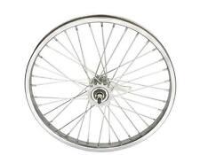 "BICYCLE REAR WHEEL  20"" x 1.75 STEEL 12G HD SPOKES COASTER CRUISER LOWRIDER NEW!"