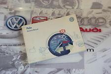 Genuine VW Polo 1995-2000 Manual Book NEW