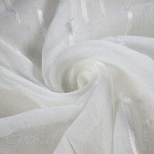 Tessuto Per Tenda Pannello Telo Arredo Bianco Fortaleza Tendaggi GIOSAL