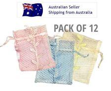 Organza Bag - 9cm x 11cm - Pack Of 12