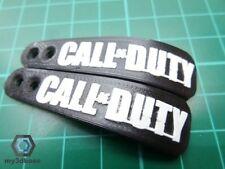 Plastica ps4 piastre, Call of Duty nero/bianco per la selezione