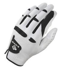 BIONIC Men's Stable Grip Golf Gloves - Left Hand (for Right Handed Golfer) White