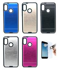 "Funda Carcasa Rigida Aluminio Interior Gel Xiaomi Mi A2 Lite (4G) 5.84"""