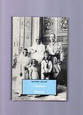 i savoia - gianni oliva - biblioteca storica il giornale -