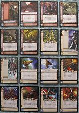 Dark Millennium Warhammer 40K CCG Fires of Pyrus Uncommon Cards Part 1/2 (WH40k)