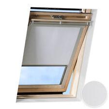 Store enrouleur occultant pour les fenêtres Velux, prêt-à-poser
