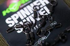 KORDA Terminal Tackle (swivels, rig rings, stik klips, hook beads ect..)