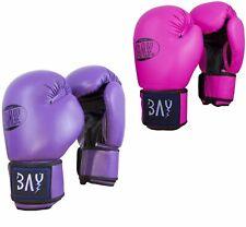 BAY® FUTURE PINK ROSA LILA PUR PUR Boxhandschuhe Kids Kinder Damen Boxhandschuhe