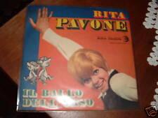 """RITA PAVONE """" IL BALLO DELL'ORSO """" ITALY'68"""