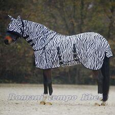 /%Sale/% BR Fliegendecke Zebra mit abnehmbaren Halsteil Shetty Pony UVP 49,95€