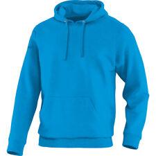 Jako Kapuzensweat Team Herren blau Pullover Hoodie Hoody Kapuzen Sweatshirt