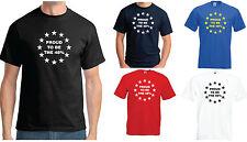 Orgulloso de ser el 48% T-Shirt-UE Europa referéndum brexit permanecen