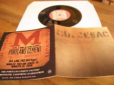 "Cul De Sac The Portland Cement Factory John Fahey 1998 Earworm 29  7"""