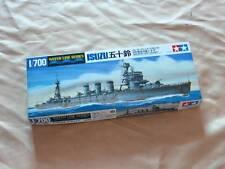 Tamiya 31323 1/700 IJN Light Cruiser Isuzu
