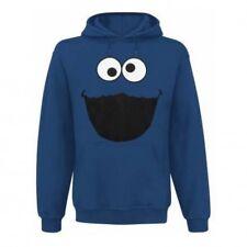 Sesame Street Sweater Men - MONSTER - Royal
